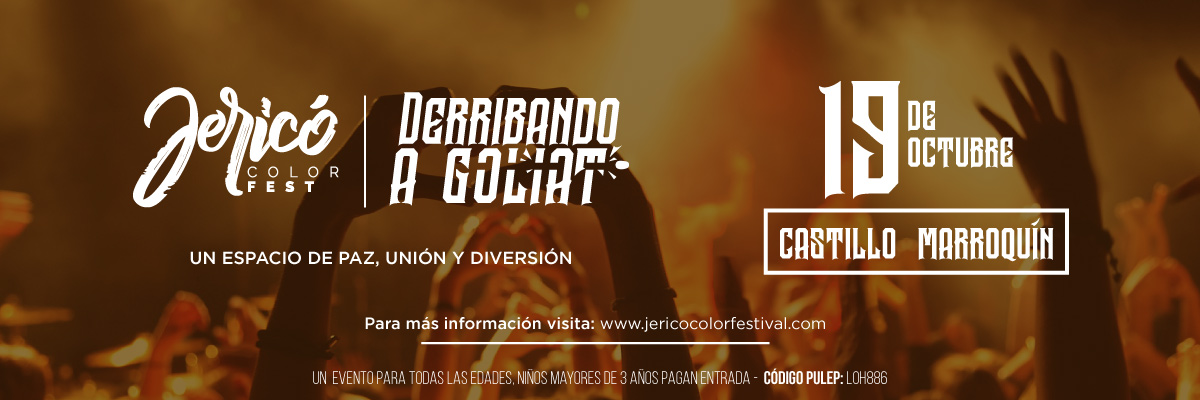 Jerico Color Festival