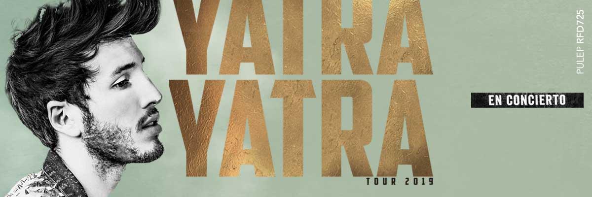 SEBASTIÁN YATRA TOUR 2019