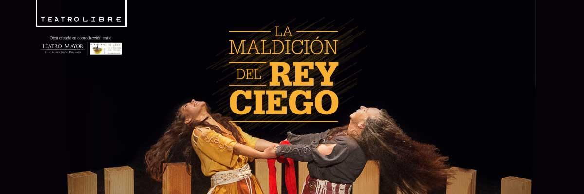 LA MALDICIÓN DEL REY CIEGO