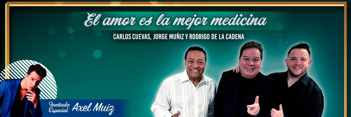 CARLOS CUEVAS Y JORGE MUÑIZ