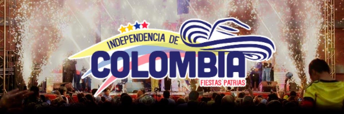 FIESTA DE INDEPENDENCIA DE COLOMBIA
