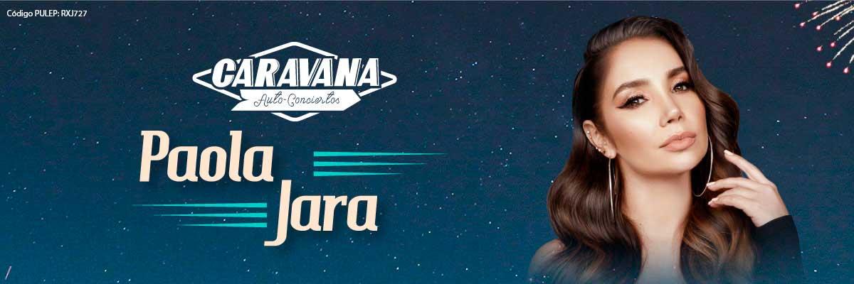 CARAVANA AUTO-CONCIERTO - PAOLA JARA