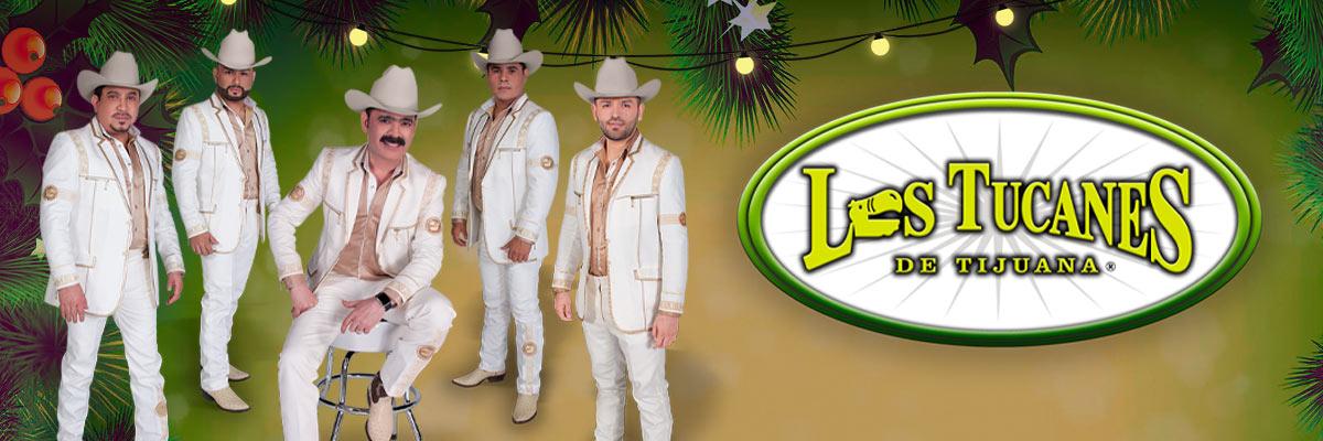 LOS TUCANES DE TIJUANA. INVASIÓN TUCANES TOUR 2020