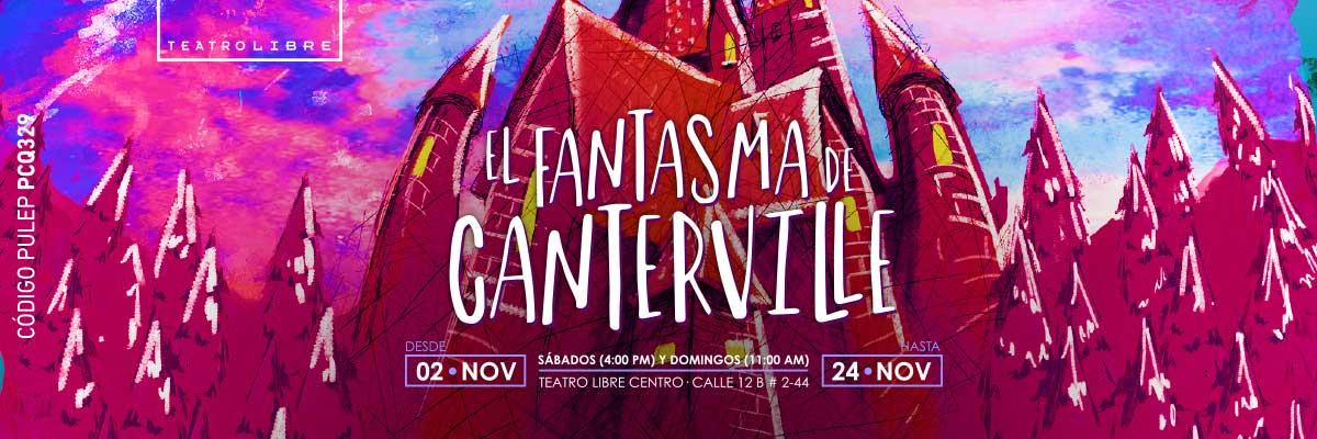 EL FANTASMA DE CANTERVILLE DE ÓSCAR WILDE