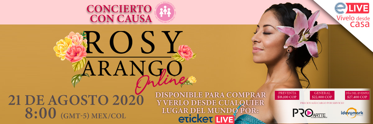 ROSY ARANGO... A BENEFICIO DE LA CASA HOGAR: AYUDA Y SOLIDARIDAD CON LAS NIÑAS DE LA CALLE I.A.P.