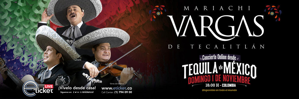 MARIACHI VARGAS DE TECALITLÁN DESDE TEQUILA