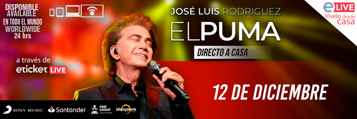 JOSÉ LUIS RODRÍGUEZ EL PUMA... DIRECTO A CASA
