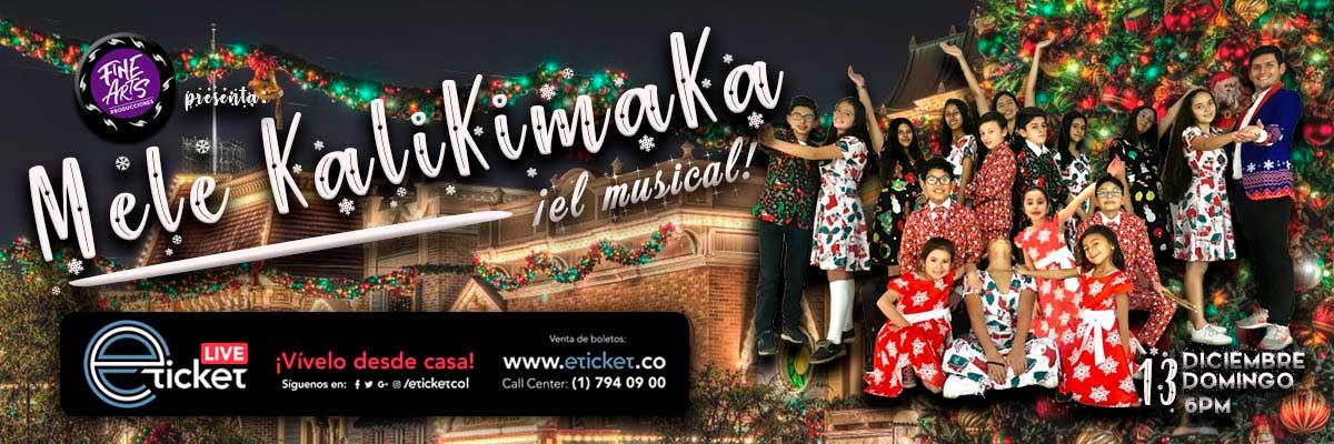 MELE KALIKIMAKA, EL MUSICAL