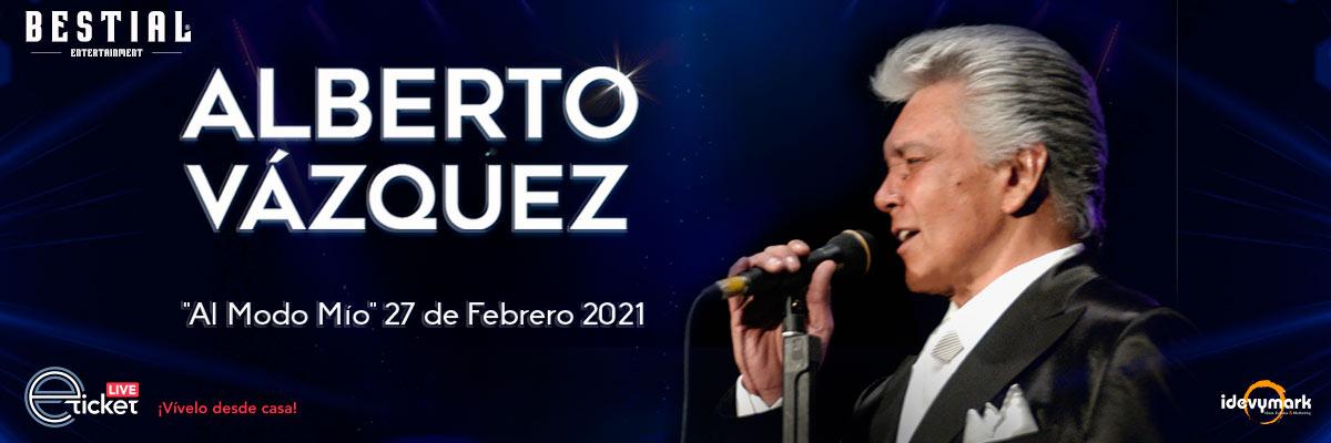 ALBERTO VAZQUEZ... CAPÍTULO 1