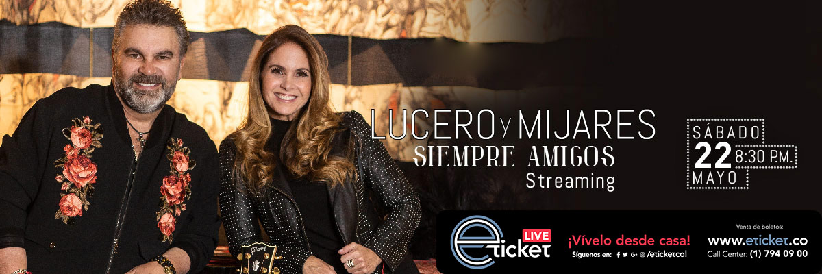 LUCERO Y MIJARES - SIEMPRE AMIGOS STREAMING