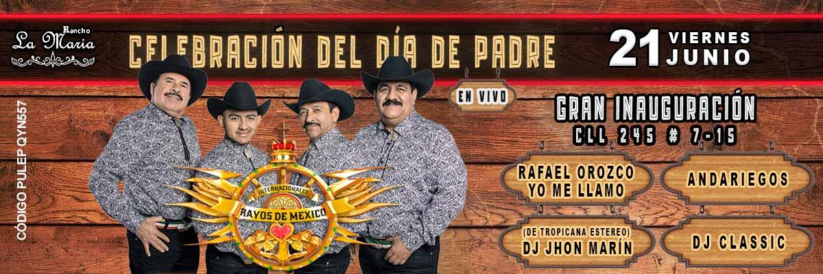 RAYOS DE MEXICO