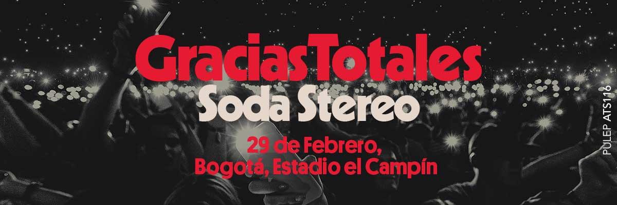 SODA STEREO -GRACIAS TOTALES-